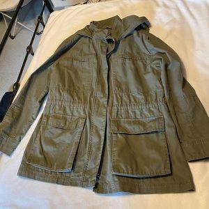 Universal Threads Army Green Jacket